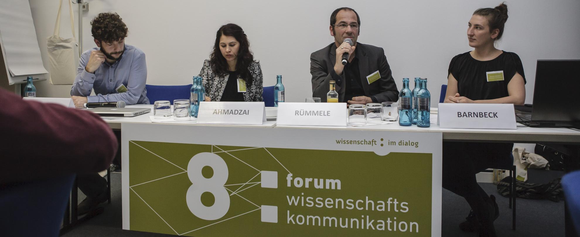 Foto: Gesine Born/Wissenschaft im Dialog