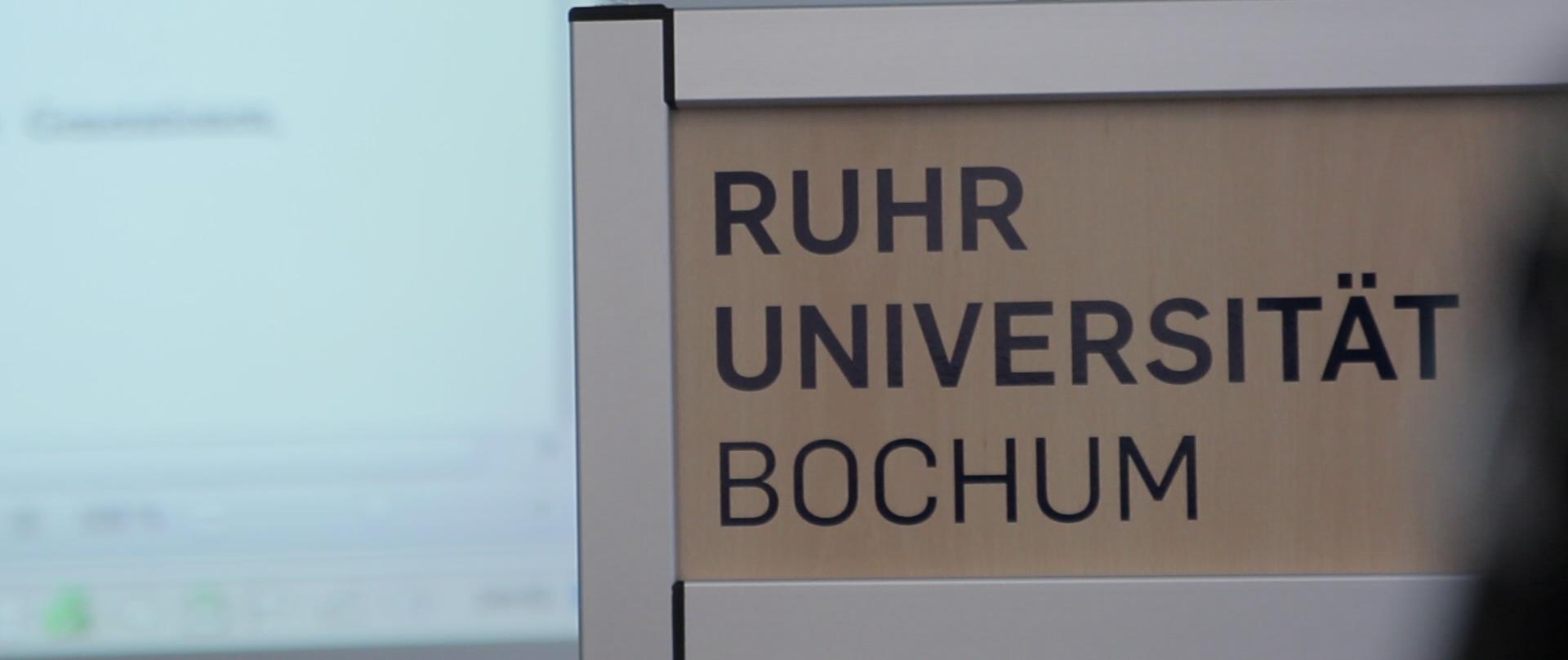 Ruhr University Logo