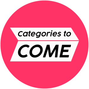 Logo Categories to Come