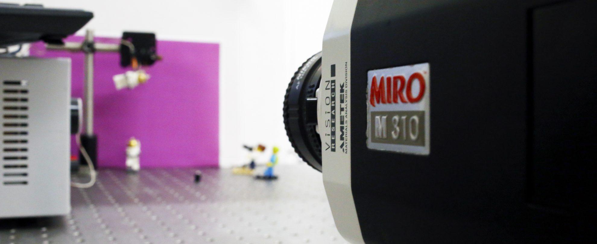 2 Highspeed camera phantom miro